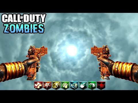 EVERY EASTER EGG IN BLACK OPS 3 ZOMBIES IN ONE LIVESTREAM! - Bo3 Zombies EE Gameplay w/ Ch0pper