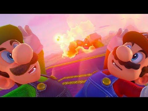 Super Luigi Odyssey - 2 Player - #1
