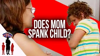Mother Battles With Child For 3 Hours | Supernanny