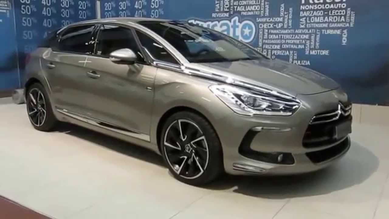 citroen ds5 hybrid4 2 0 hdi 163 37cv sport chic vapor grey auto ibride elettriche km 0 ratti. Black Bedroom Furniture Sets. Home Design Ideas