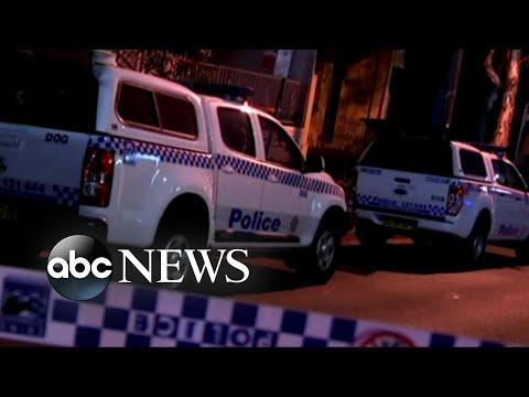Alleged terrorist plot in Australia disrupted