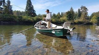 Snohomish River Fishing