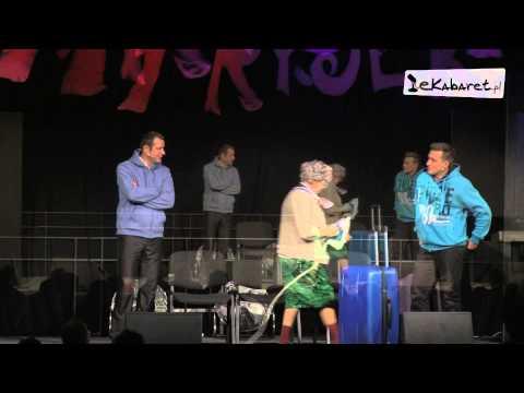 Kabaret Nowaki - Zajebiście (RYJEK 2012)