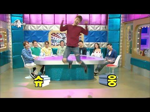 【TVPP】Jo Kwon(2AM) - Girlgroup Dance, 조권(투에이엠) - 돌아온 깝권! 사장님 앞에서 걸그룹 댄스 @Radio Star
