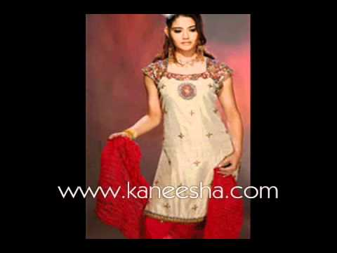 Latest Collection Churidar Suits, Fashion The Indian Dress