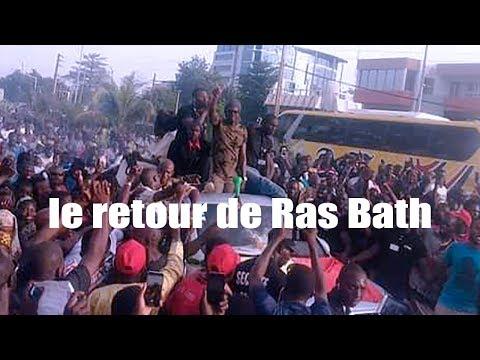 Mali - Images exclusives du retour de RAS BATH d'Europe