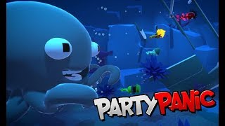 Video PARTY PANIC - Swimming with the Fishes... download MP3, 3GP, MP4, WEBM, AVI, FLV Maret 2018