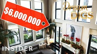 Touring Brian Atwood's $6 Million NYC Apartment | Dream Digs