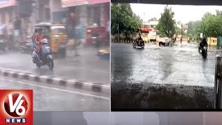 IMD Director YK Reddy Face To Face Over Cyclone Phethai | Hyderabad | V6 News
