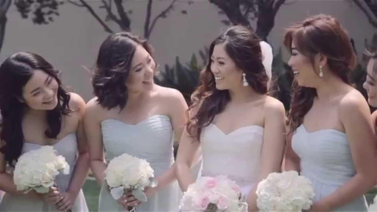 best korean american wedding video of 2015 youtube