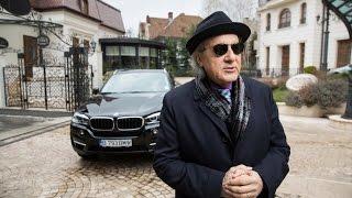 Gentleman's Car - Ilie Năstase și BMW X5