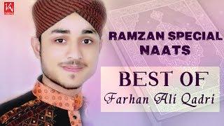 Best of Farhan Ali Qadri | Ramzan Naat 2019 | Allah Allah | Islamic Naat | Ramadan | Urdu Naats 2019