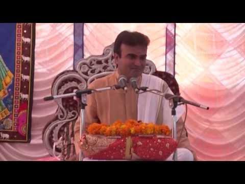 Shrimad Bhagvat Saptah in Gujarati - Day 1 -by Shastriji Chetanbhai Sata (Dwarkawala)