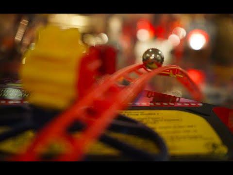 Pinball Marble Run