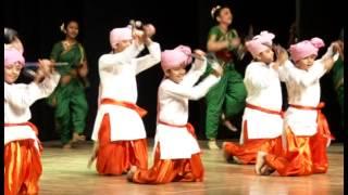 Utsav 2014 Indian Dance 6 to 14 Yrs Lazim Dance (Vileparle)