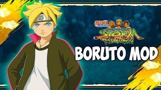 Boruto Mod | Naruto Shippuden Ultimate Ninja Storm Revolution Mods