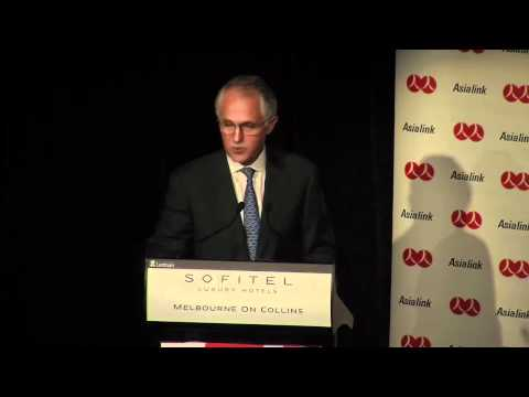 Malcolm Turnbull: Fear not, Asia's rise