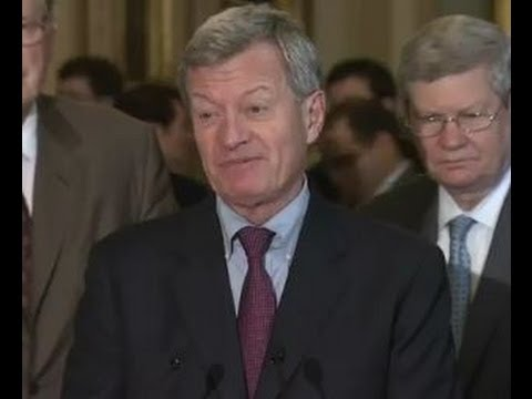Baucus Steers Highway Bill Through U.S. Senate