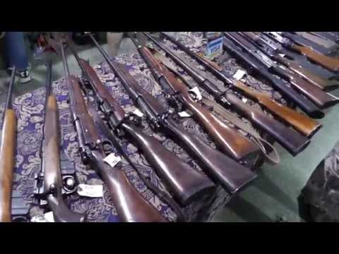 The Prince George gun show May 2014 and our loot