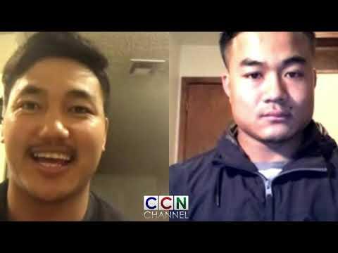 Rung Lian Ceu vs Uk Ling Thang - Face Off interview