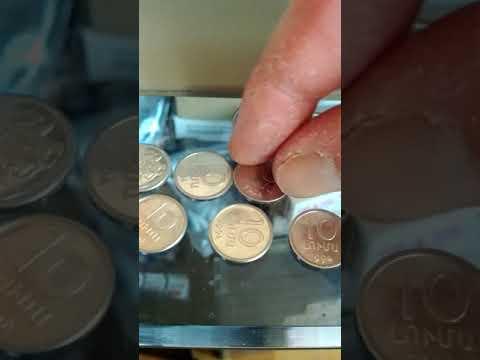 Lots Of Armenia 10 Luma 1994(AH 1416) Coins-01