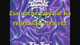 01-King Diamond - Eye of the witch [Español]