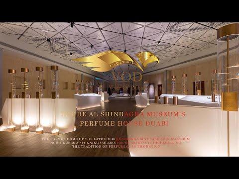 THE PERFUME HOUSE  DUBAI-AL-SHINDAGHA