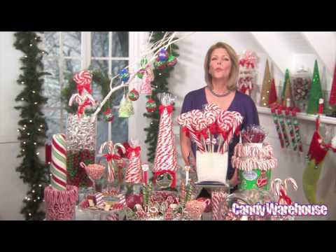 CANDY BUFFET GUIDE For Holiday Parties! - YouTube