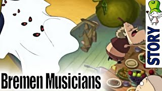 The Town Musicians of Bremen - Bedtime Story (BedtimeStory.TV)