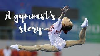 A gymnast's story: SHANG CHUNSONG