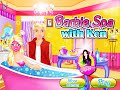 Barbie Games- Barbie Spa with Ken- Fun Online Barbie Fashion Games for Girls Teens