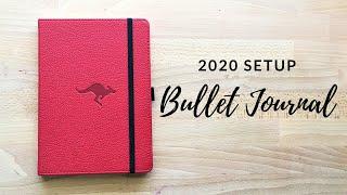 2020 Bullet Journal Setup ll PLAN WITH ME
