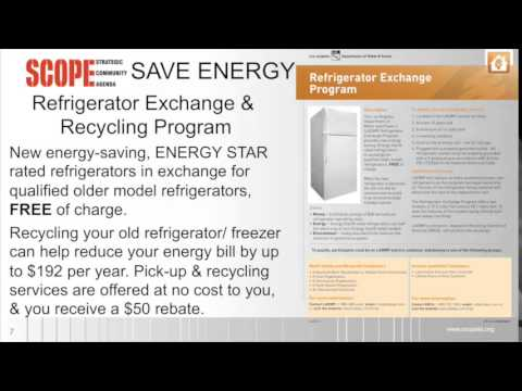 Webinar on Saving Water & Energy with LADWP