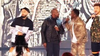 "Rak-Su Original song ""Dimelo""  Duet with Wyclef & Naughty Boy X Factor UK 2017 Finals Saturday"