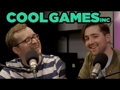 """Griffin and Nick Become """"Taste Buds"""" —CoolGames Inc, Episode 50"""