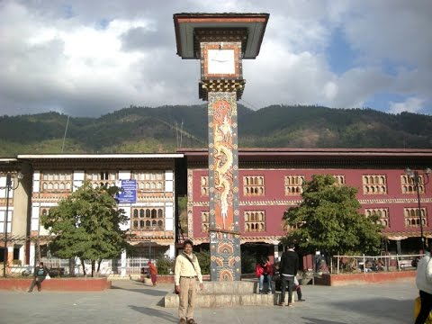Thimphu City Complete Sightseeing Full Video