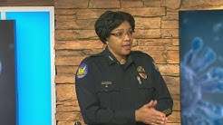 Phoenix Police Chief Jeri Williams explains how stay-at-home-order will be enforced