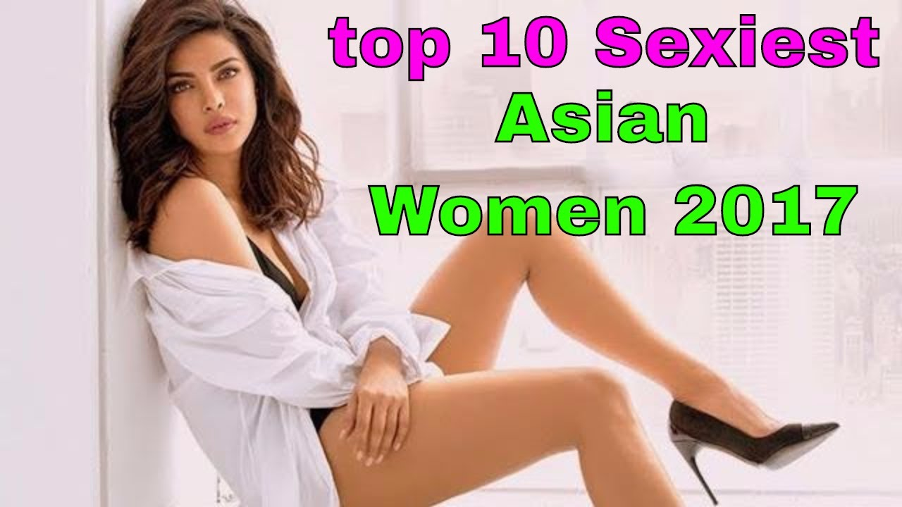 Sexiest asian female
