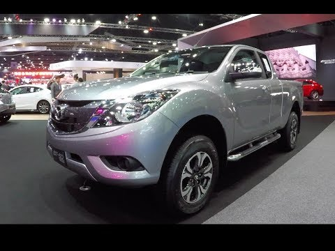 New 2018 Pickup Mazda BT-50 PRO