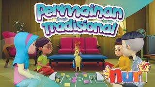 Nuri : Permainan Tradisional