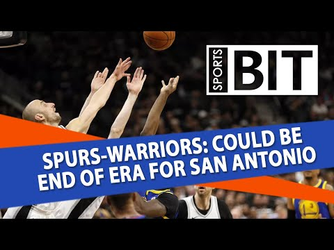 San Antonio Spurs at Golden State Warriors, Game 5 | Sports BIT | NBA Picks