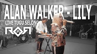 Download Alan Walker - Lily ( Roar Ft Naya ) Live Taman Tugu Selong Mp3