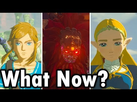 Breath of the Wild: Will The Legend of Zelda EVER End?
