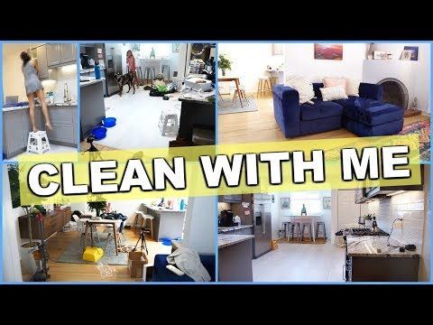 Ultimate Clean with Me  SPEED CLEAN