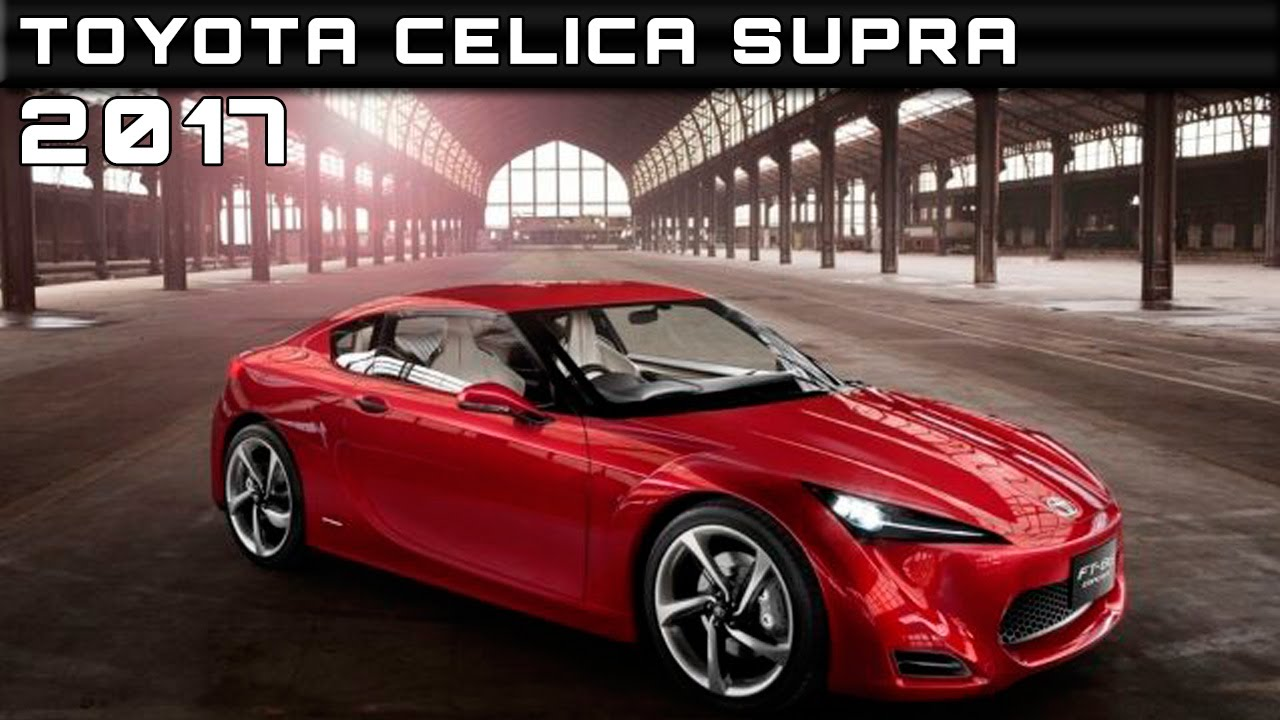 2017 Toyota Celica Supra Review Rendered Price Specs Release Date