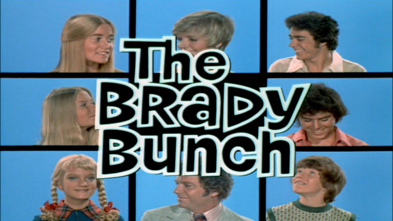 The Brady Bunch Intro ...