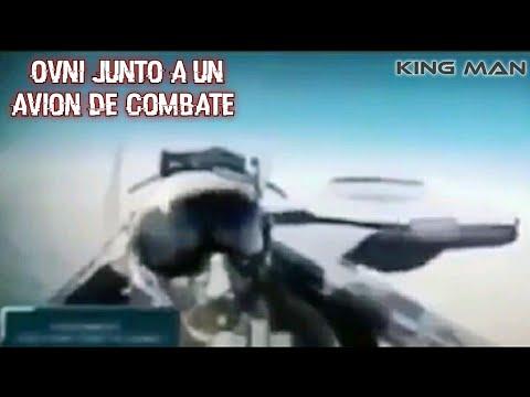Avion de Combate se encuentra con OVNI en vuelo