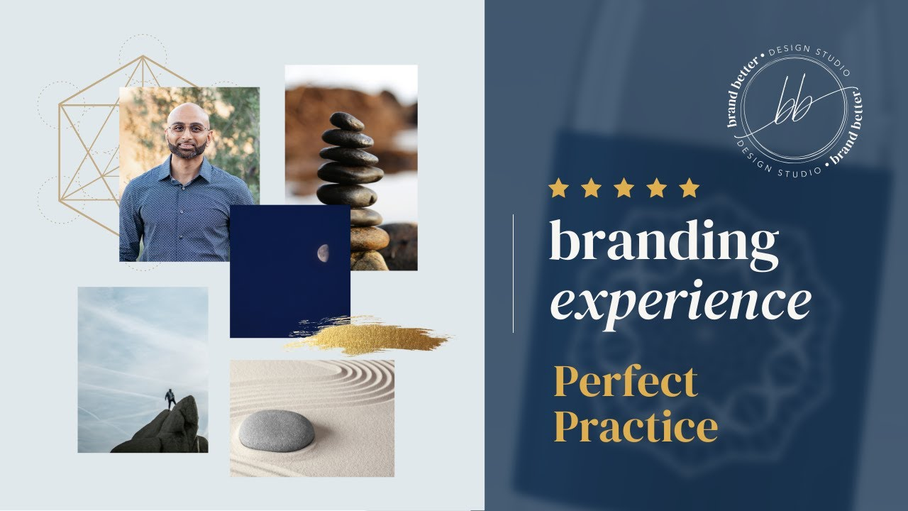 Sachin Patel's Branding Experience - Perfect Practice by Brand Better