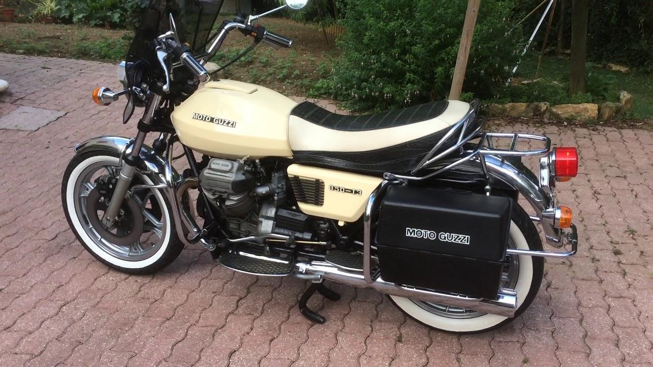 moto guzzi 850 t3 california 1981 youtube. Black Bedroom Furniture Sets. Home Design Ideas