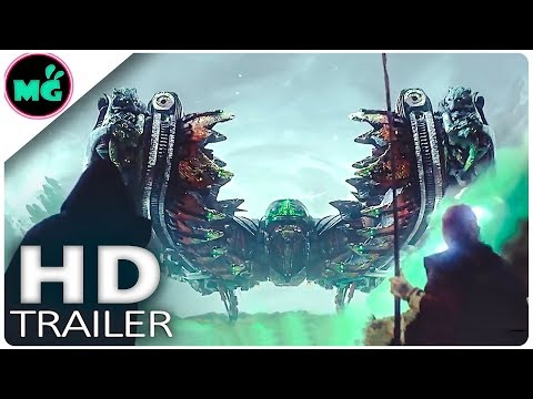 NEW SCI-FI MOVIE TRAILERS 2019